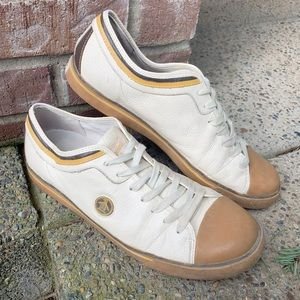 Great, PENGUIN, leather sneakers!!